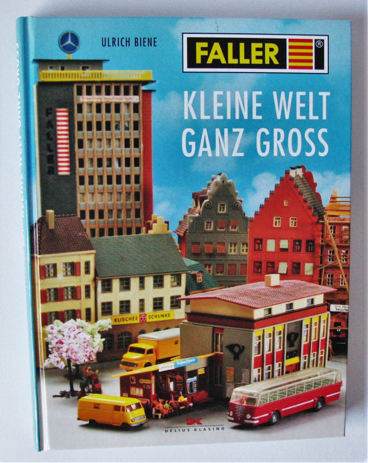 Faller 190900 FALLER Buch  Kleine Welt ganz groß