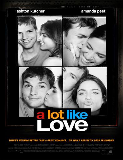 Ver El amor es lo que tiene (A Lot Like Love) (2004) Online