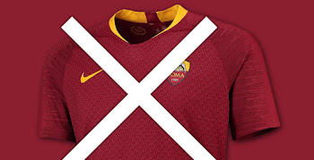 Roma 19-20 Home Kit Colors   Release Info Leaked 7765effb7