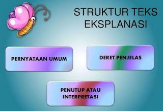 Senang sekali rasanya kali ini dapat kami bagikan artikel tentang materi Bahasa Indonesia Teks Eksplanasi (Pengertian, Tujuan, Struktur, dan Contoh)