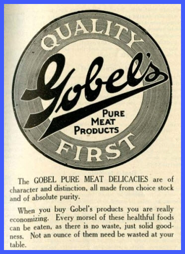 Five Hundred Sausage Companies Of All Sizes Graced New York In 1926 One The Largest Hygrade Products Had Been Opened By Samuel Slotkin On South Street