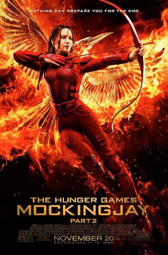The Hunger Games: Mockingjay Part 2 (BRRip 720p Dual Latino / Ingles) (2015)