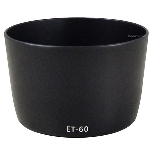 Hood lens ES-62II for lens canon EF 75-300mm f/4.5-5.6/2, /3, USM/2, USM/3, EF-S 55-200mm f/4.5-5.6 IS