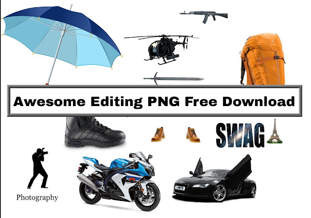 Awesome Editing PNG Free Download 2018