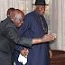 Former President Jonathan visits former President kaunda