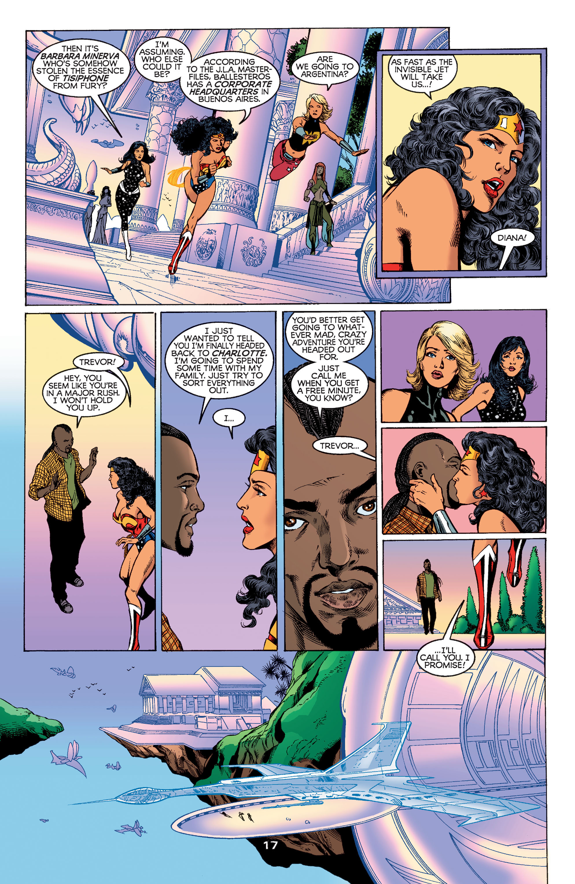 Read online Wonder Woman (1987) comic -  Issue #186 - 18