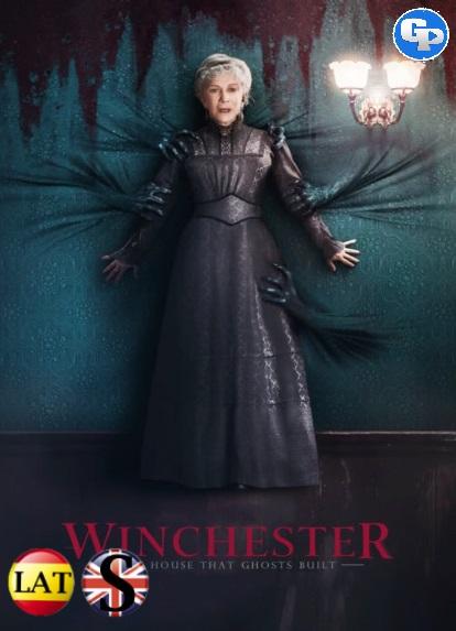 La Maldición de la Casa Winchester (2018) HD 1080P LATINO/INGLES