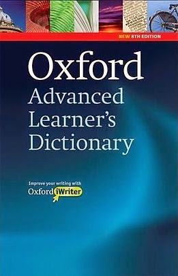 Oxford Advanced Learners Dictionary, 8th edition