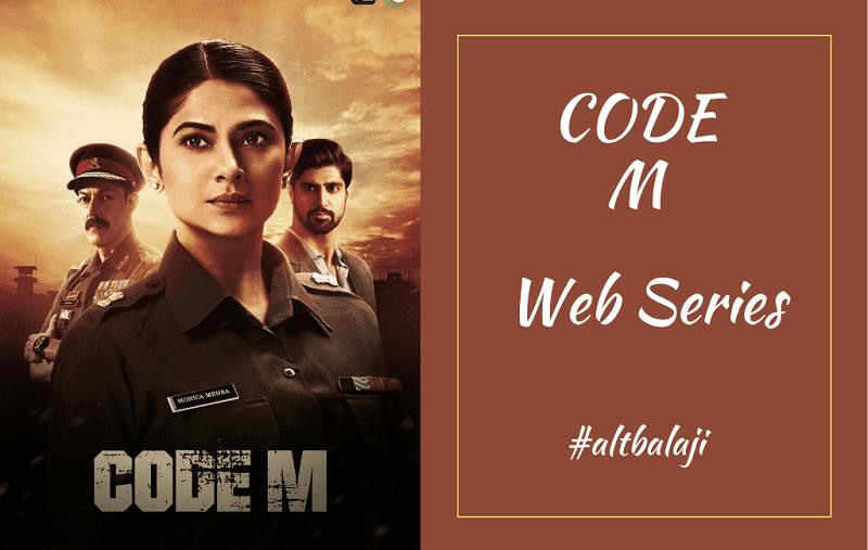 code m web series