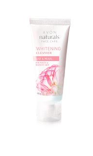 AVON Naturals Rose & Pearl whitening Day Cream with SPF 15PA++_ MRP 129