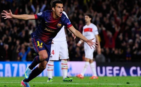 Hasil Skor Akhir Pertandingan Barcelona VS PSG