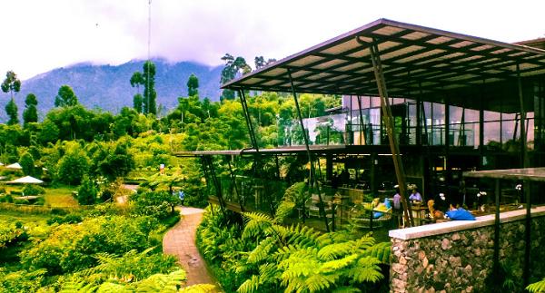 Tiket Masuk Dusun Bambu Lembang, Tempat Wisata Keluarga Paling Hits