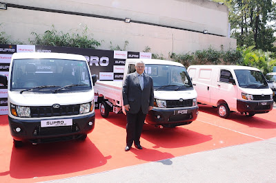 SILICON VILLAGE: Mahindra Supro Brings Out 11 New Passenger