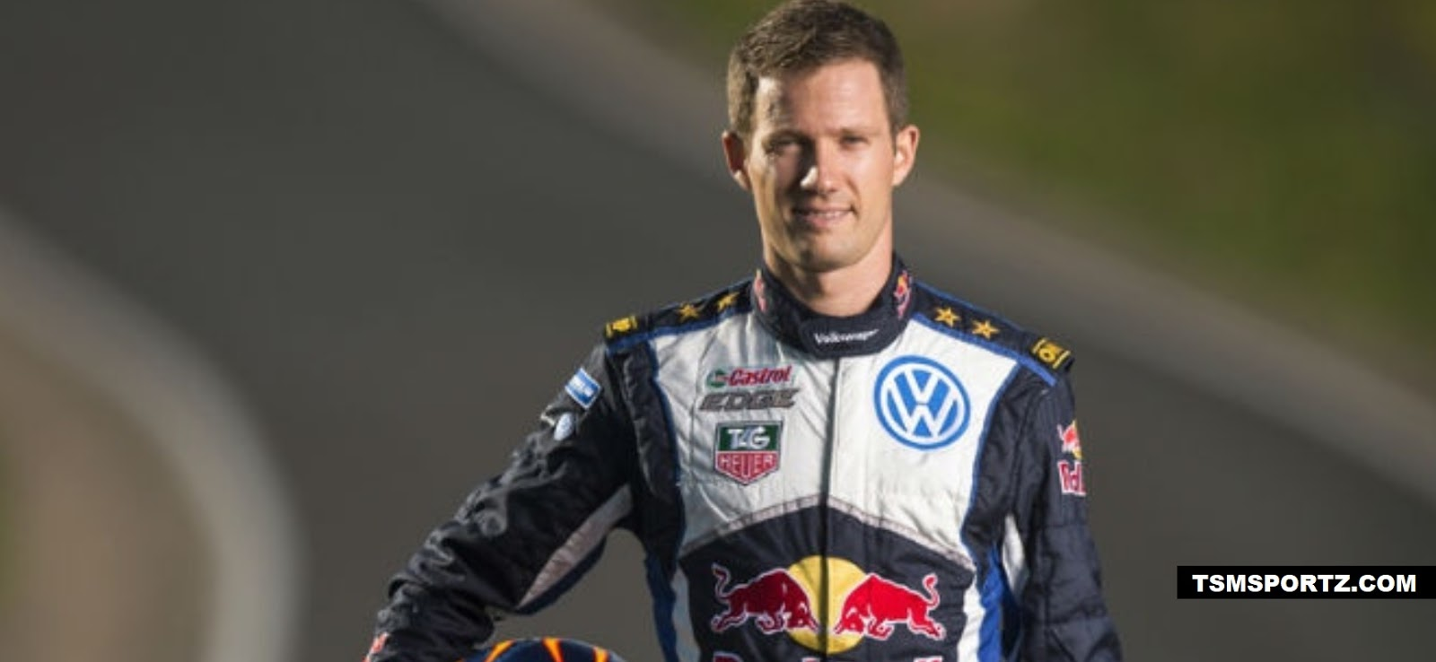 How much rich is Sabastian Ogier in 2017
