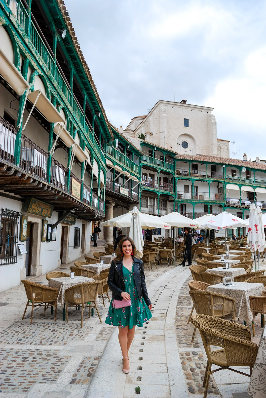 Best Day Trips From Madrid: Chinchon