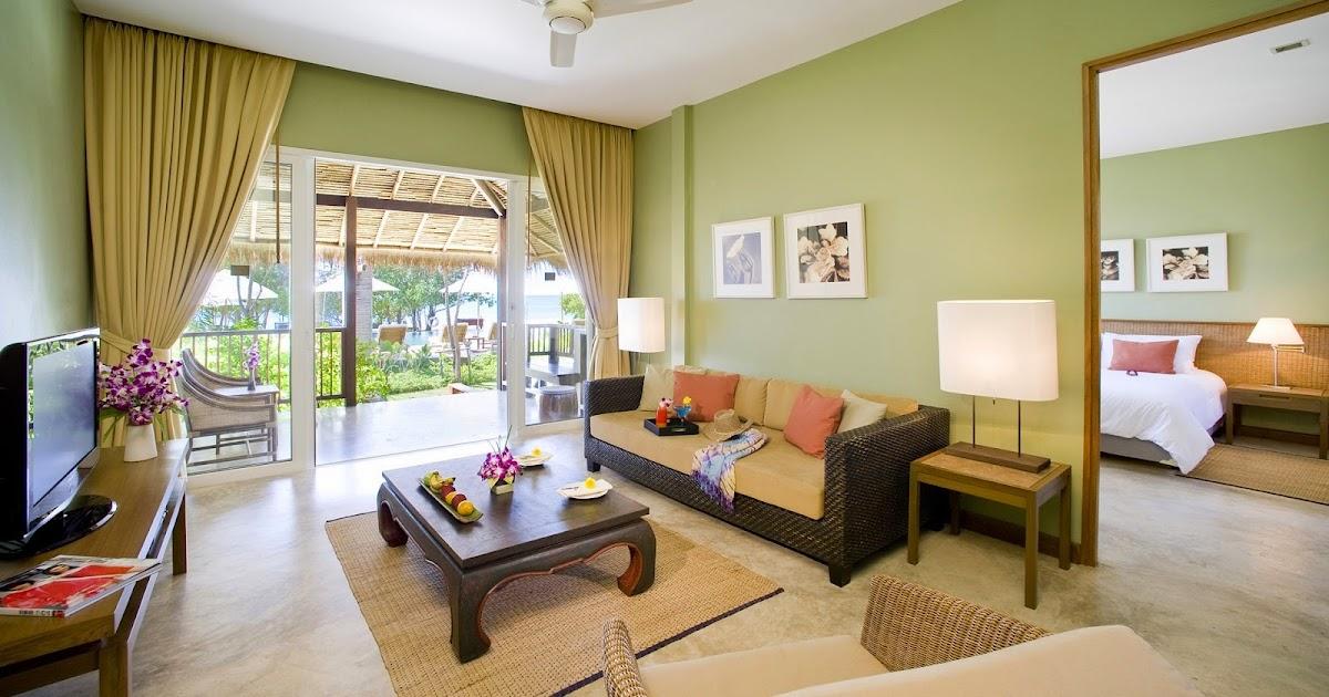 Desain Rumah Minimalis Contoh Warna Cat Ruang Tamu Yang Cantik Dan Modern