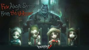Free Download Identity V APK MOD English Terbaru 2018
