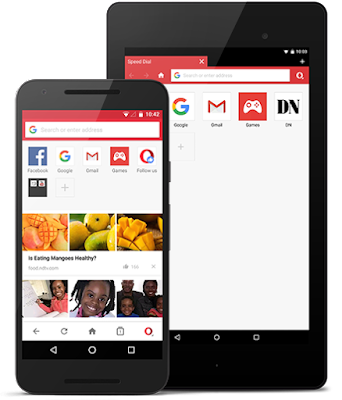 3 Aplikasi Browser Android Paling Irit Kuota
