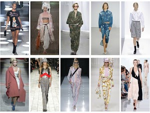 Fashion Week: De New York à Paris printemps/été 2018