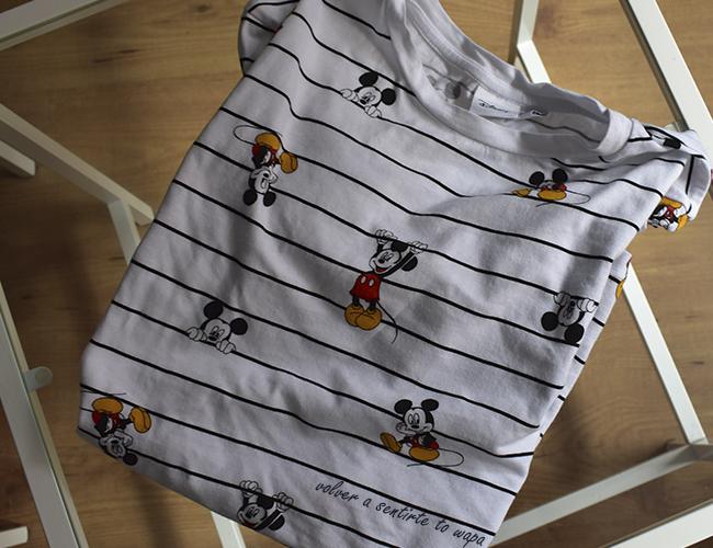 Camiseta de Mickey de PRIMARK