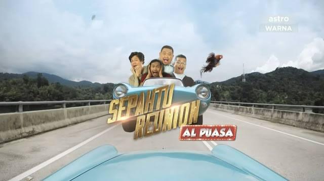 SEPAHTU REUNION AL PUASA EPISOD 4