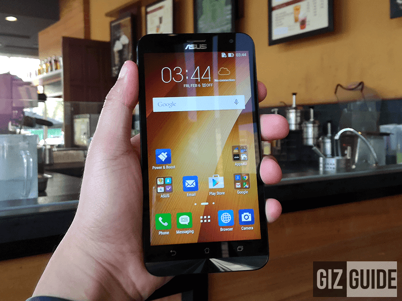 Asus ZenFone 2 Laser unboxing and first impressions