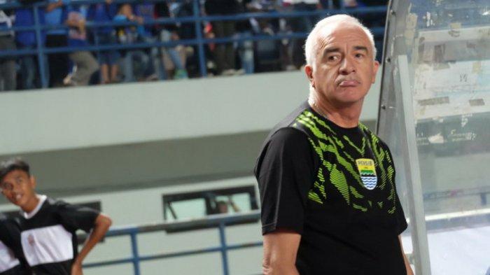 Resmi! Persib Bandung Pecat Mario Gomez
