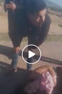 #عاجل  الآن حادث مرور مروّع يا لطيف ألطف.. فيديو