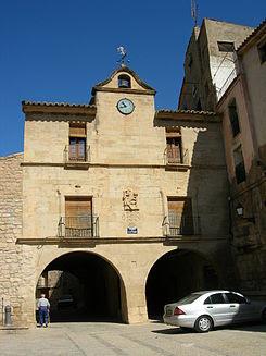 Casa consistorial de Mazaleón