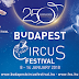 FABIO MONTICO MEMBRO DELLA GIURIA DEL 12° BUDAPEST INTERNATIONAL CIRCUS FESTIVAL