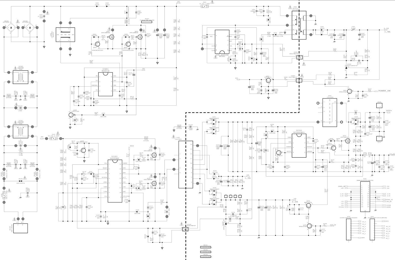 Lg Plasma Tv Schematic Diagram – Periodic & Diagrams Science