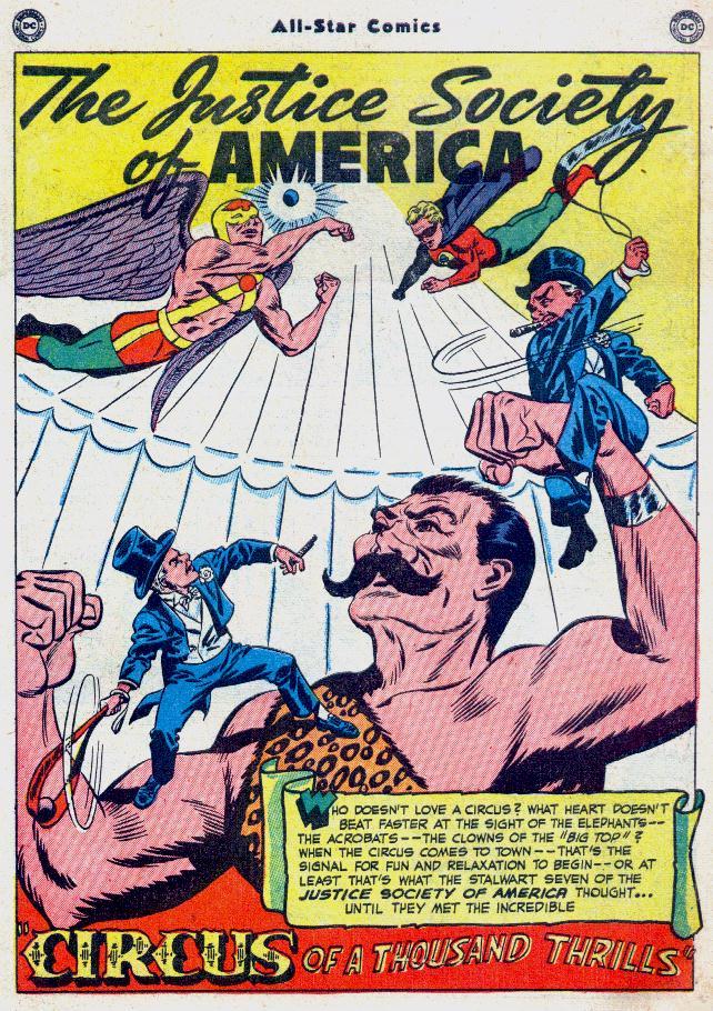 Read online All-Star Comics comic -  Issue #54 - 3