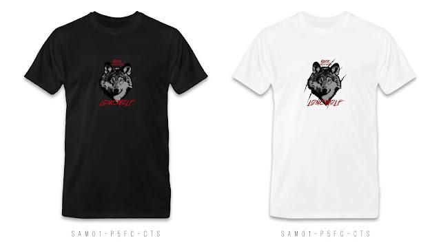 SAM01-P5FC-CTS Animal T Shirt Design, Custom T Shirt Printing