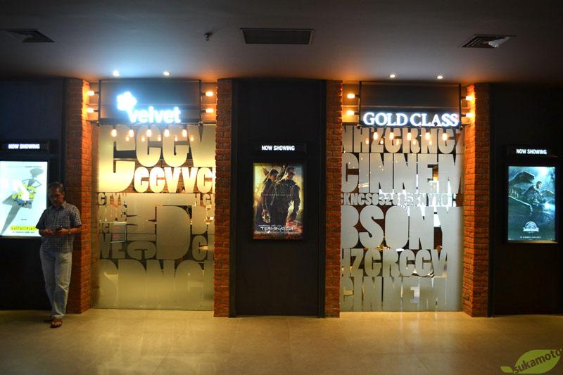 @SukamotoAdam: CGV Blitz Grand Indonesia, Bioskop Flagship