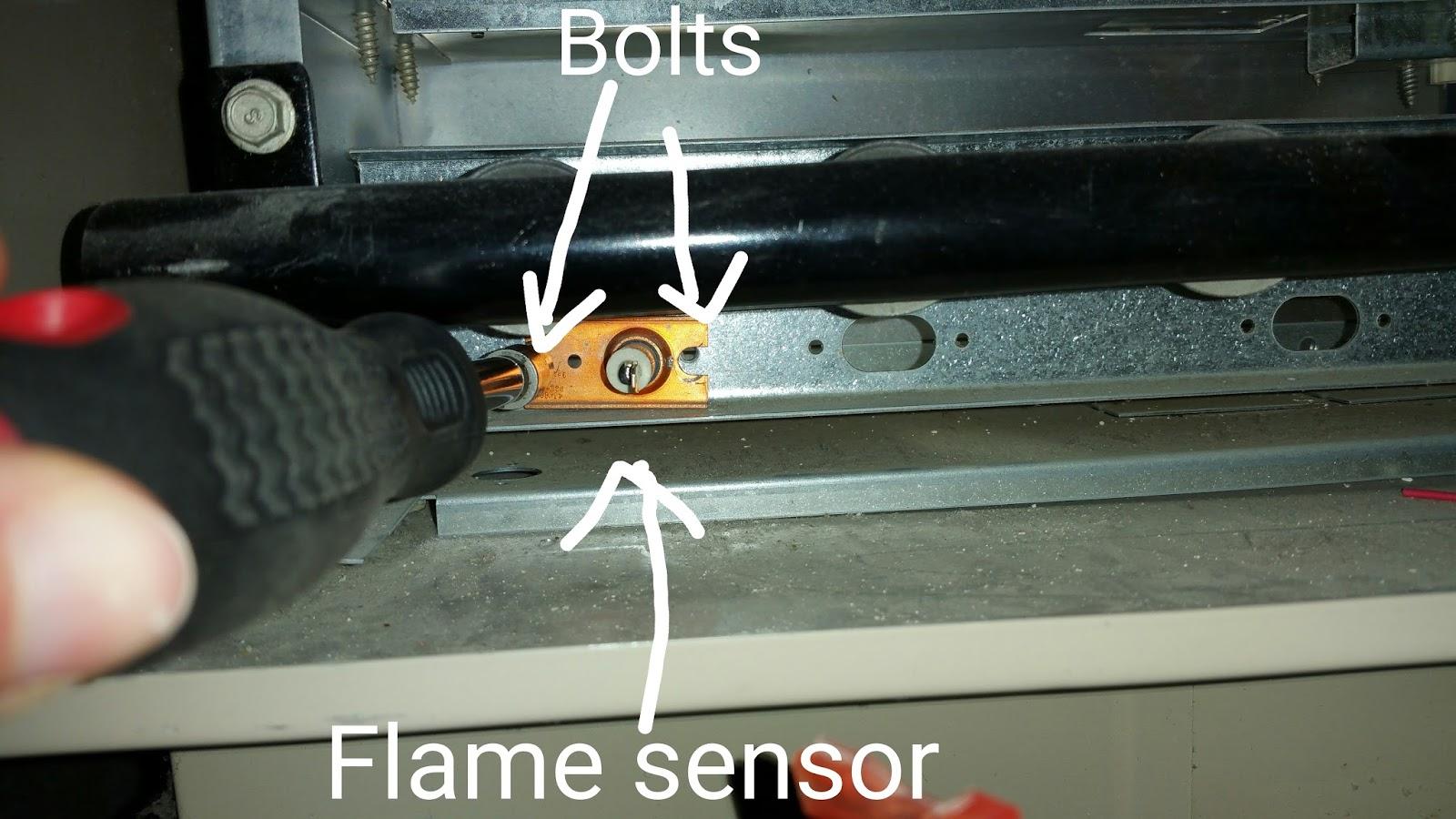 Keen Koala How To Clean The Flame Sensor On A Lennox Furnace