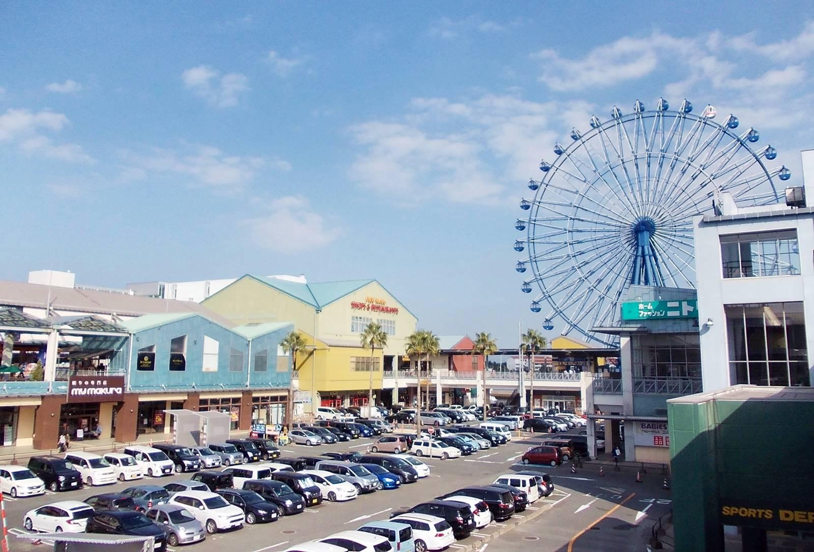 福岡-景點-推薦-海購城-福岡好玩景點-福岡必玩景點-福岡必去景點-福岡自由行景點-攻略-市區-郊區-旅遊-行程-Fukuoka-Tourist-Attraction
