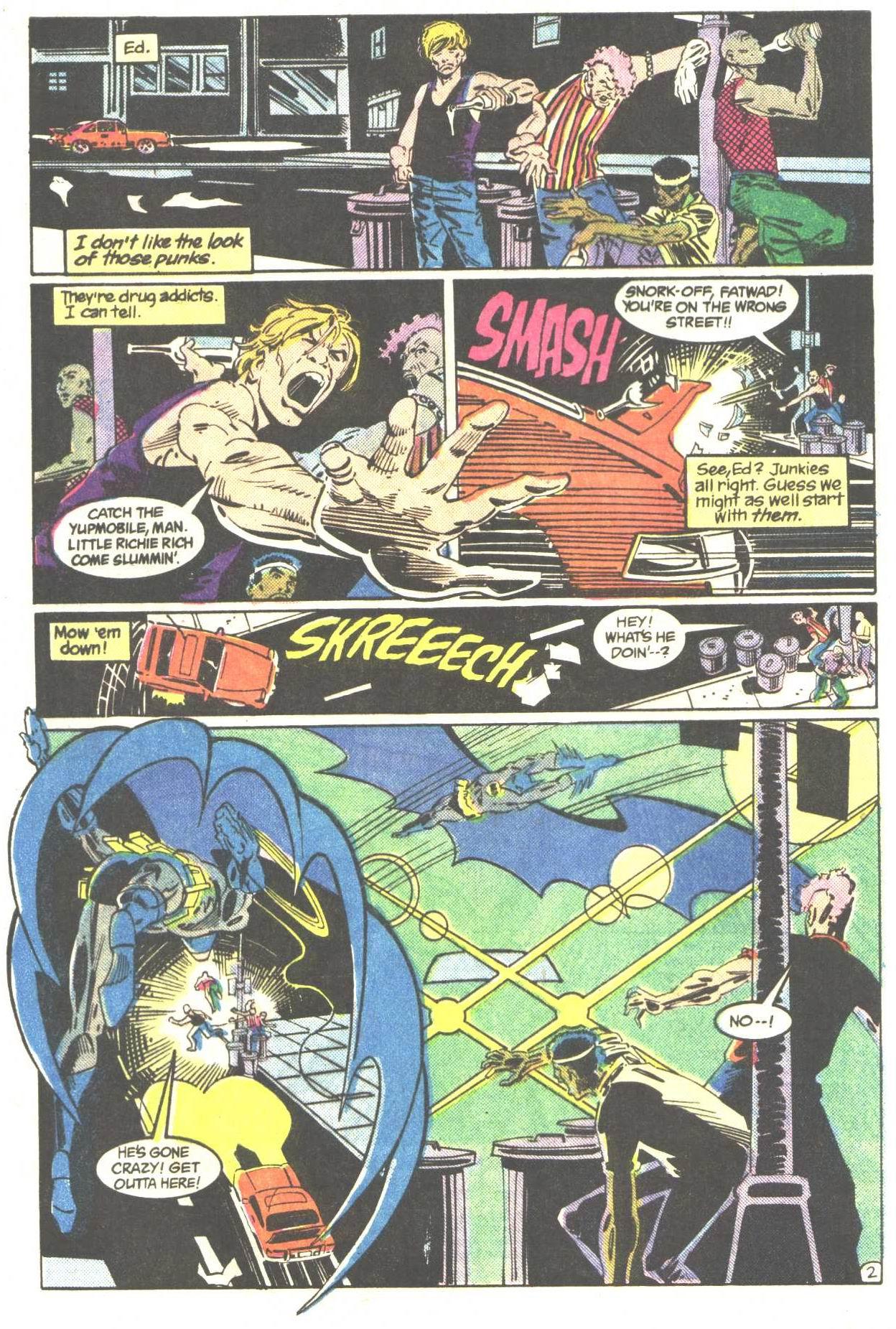 Detective Comics (1937) 594 Page 3