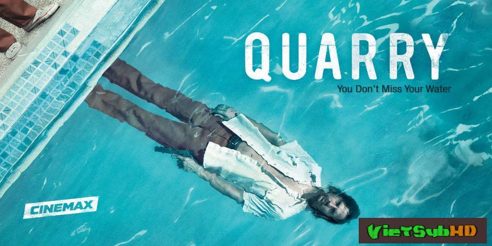 Phim Con Mồi (phần 1) Hoàn Tất (08/08) VietSub HD | Quarry (season 1) 2016