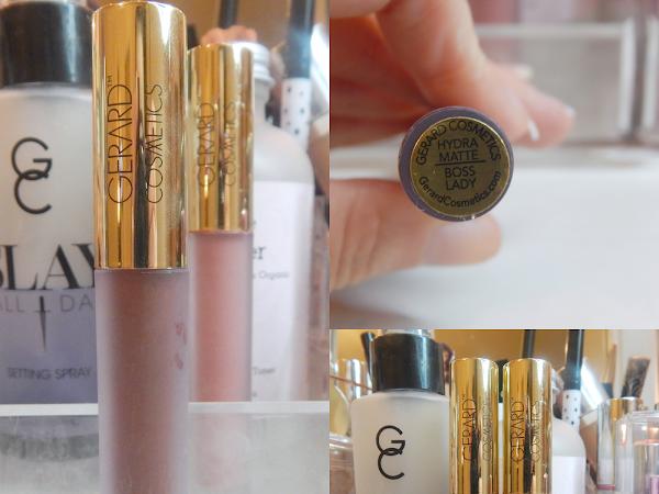 Gerard Cosmetics Hydra Matte Liquid Lipstick - Boss Lady
