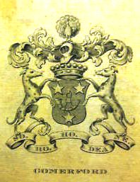 Comerford Family History: 21: The Comerford family: Coats of