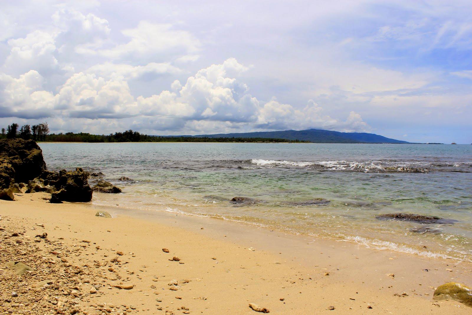 Wisata Pantai Bugel Cemara Banten