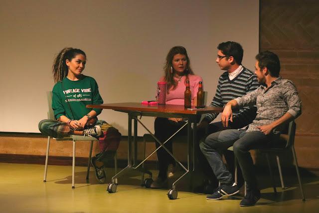 Teatro em Castro Marim deu a conhecer os amores e desamores da Geração Facebook