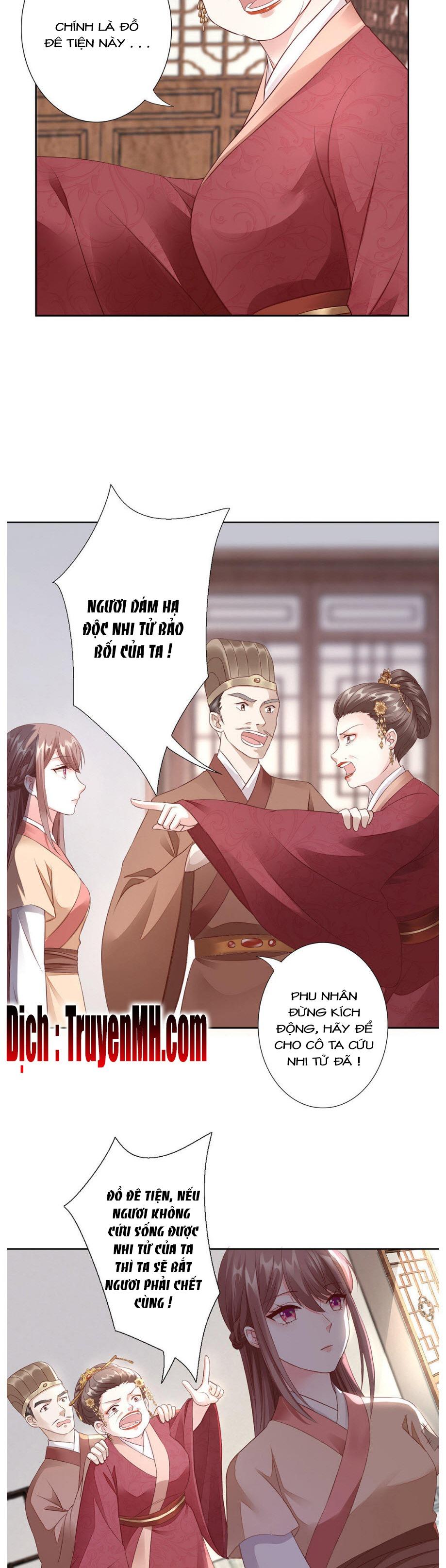 Thần Y Yêu Hậu Chap 6