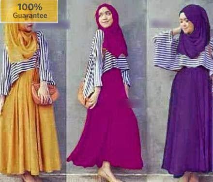 (1)dress muslimah murah online malaysia