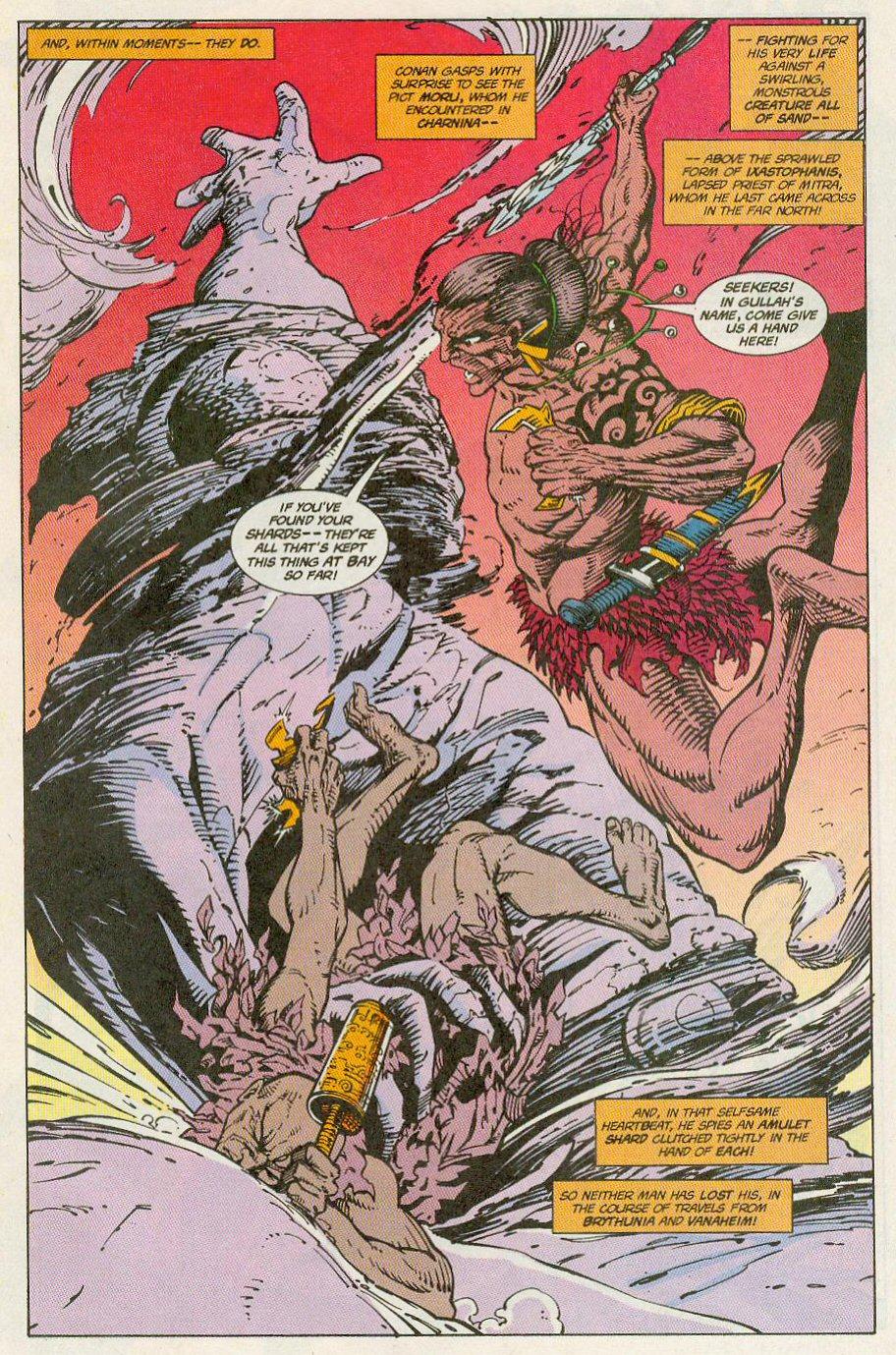 Read online Conan the Adventurer comic -  Issue #13 - 6