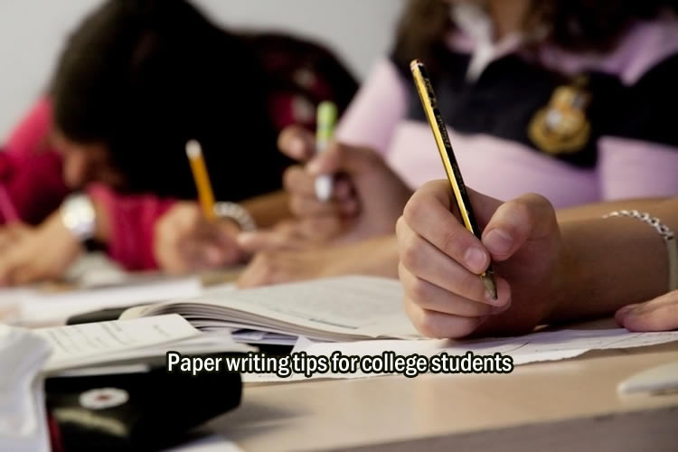 Best paper writing tips for college students