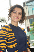 Taapsee Pannu looks super cute at United colors of Benetton standalone store launch at Banjara Hills ~  Exclusive Celebrities Galleries 004.JPG