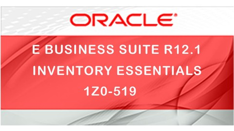 1Z0-519 Oracle E-Business Suite R12 Inventory Practice Exam