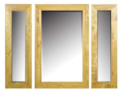 minimalist teak mirror,mirror teak minimalist furniture Indonesia,interior classic furniture,CODE MIRR104