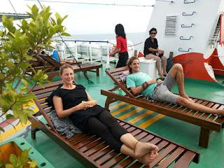 penumpang kapal siginjai